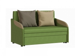 Диван-кровать Громит 120 арт. ТД-131-1 лиственный зеленый