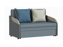 Диван-кровать Громит 120 арт. ТД-278 темно-серый