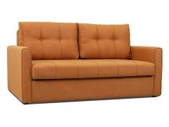 Диван-кровать Лео арт. ТД-346 тыквенный