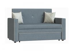 Диван-кровать Найс 120 арт. ТД-172-2 темно-серый
