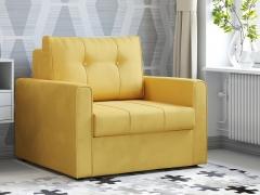 Кресло-кровать Лео арт. ТК-360 горчичный