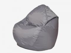 Кресло-мешок Макси ткань водоотталкивающая серая