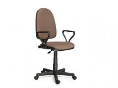 Кресло офисное Prestige Lux gtpPN S39 ткань бежевая