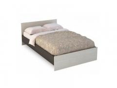 Кровать 1200 Бася КР-556 венге-белфорт