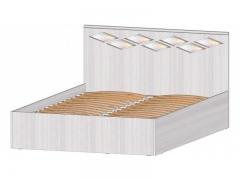 Кровать 1400 с подъёмный механизмом Диана анкор светлый