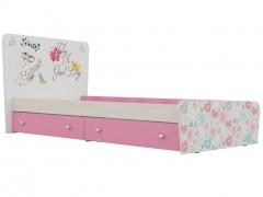 Кровать для детской Кр-32 Алиса