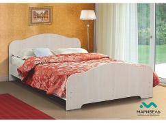 Кровать Марибель двойная ЛДСП 1400х2000