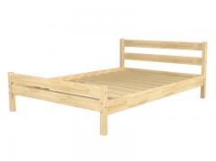 Кровать Марибель В-1 массив лак