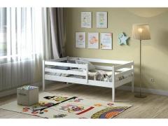 Кровать Viki VK-3-33 Белый