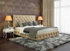 Кровать Вирджиния Велюр 02 с подъемным механизмом