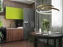 Кухонный гарнитур Лайм 1000-3.11-8.1