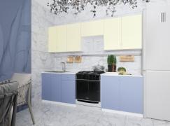 Кухонный гарнитур Лаванда 2400 5.6-9.2
