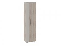 Шкаф для одежды Нуар Дуб Бонифацио-Фон бежевый
