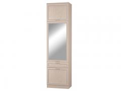Шкаф-пенал с ящиком и дверками Верона