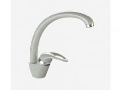 Смеситель глянцевый Marrbaxx MG003-Q10 светло-серый