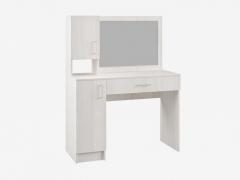 Стол макияжный с зеркалом Ронда МСР 1100.1 Анкор