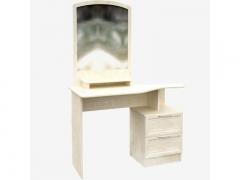 Столик туалетный КМ-16 дуб молочный