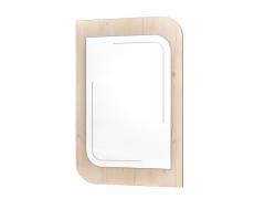 Зеркало навесное Веста 03.239 ШхВхГ 450х675х20 мм